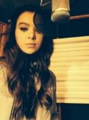 Serious Studio Selfie