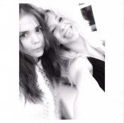 Mollee Gray and Maia Mitchell